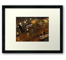 Blue Bear Denver   ISO Speed Ratings: 800 Framed Print