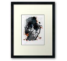 the boxer 3 Framed Print