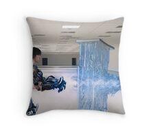 Robotic Version of Me Throw Pillow