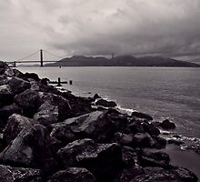 Golden Gate by vladperlovich
