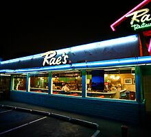 Rae's Diner by vladperlovich