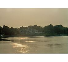 Dusk in Maine Photographic Print