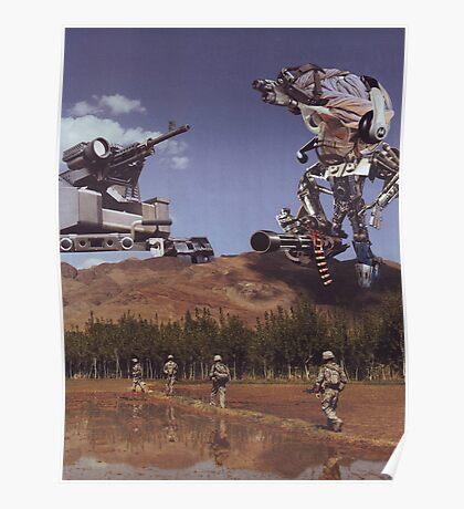 """""""Jihad Megabotz....."""" Poster"""