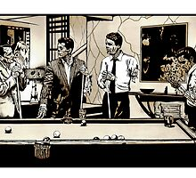 Zombie Rat Pack by ZugArt