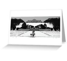 Schönbrunn Palace, Vienna Greeting Card