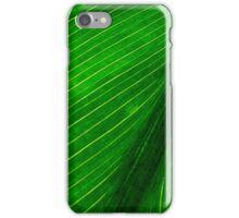Nature's Pin Stripe iPhone Case/Skin