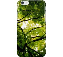 Robinia iPhone Case/Skin