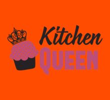 Kitchen Queen Kids Tee