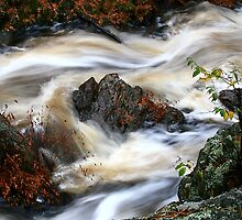 Crystal Creek moving water by Eros Fiacconi (Sooboy)