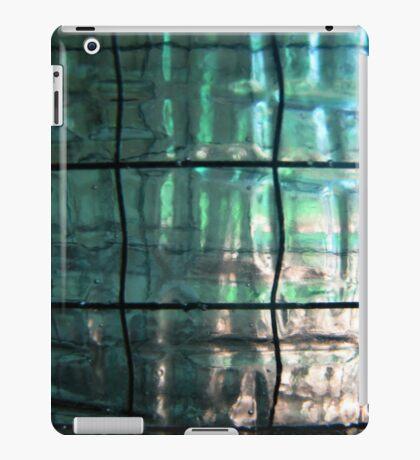 Turquoise iPad Case/Skin