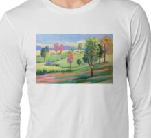 Tamborine Mountain Golf Course  Long Sleeve T-Shirt