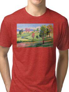 Tamborine Mountain Golf Course  Tri-blend T-Shirt