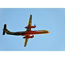Horizon Air 25th anniversary paint scheme Photographic Print