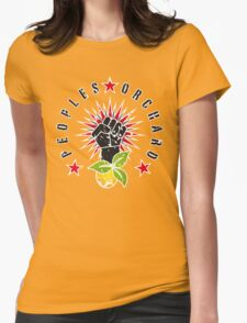 Peoples Orchard Womens Fitted T-Shirt