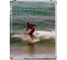 Retro Surf iPad Case/Skin
