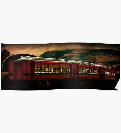 Red Rattler Poster