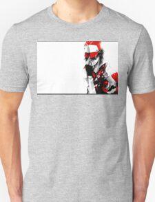 anime - pokemon - trainer red Unisex T-Shirt