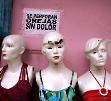 Shabby Girls 0516 / Iquitos, Peru  by Mart Delvalle