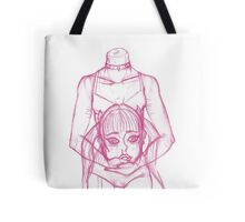 Beheaded Tote Bag