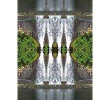 Totem Falls Photographic Print