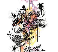 Phish Graphic by Imok