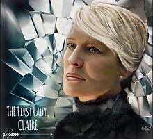 Claire the First Lady by themighty