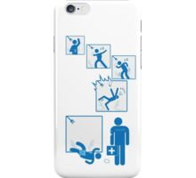 Singing in the Shower is DANGEROUS iPhone Case/Skin