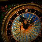 Talinn Clockface by SLRphotography