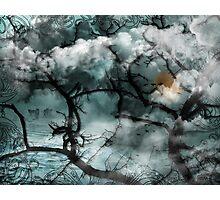 Ground to Bits Photographic Print