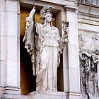 Guardian - War Memorial, Roma by georgiarae
