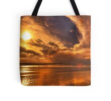 Golden touch of Nature Tote Bag