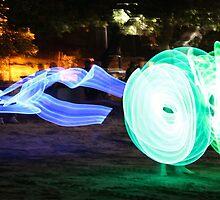 Light Sabre Fun by jayded
