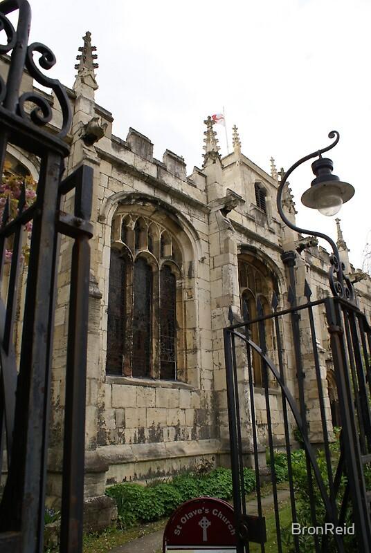 St Olave's Church, Marygate, York by BronReid