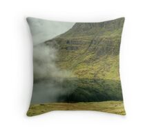 Angle Tarn Throw Pillow