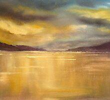 Loch Earn, St Fillans by Gesina
