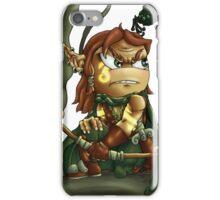 Chibi Ranger iPhone Case/Skin