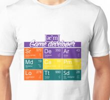 ae'm game developer Unisex T-Shirt