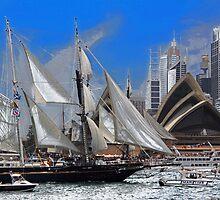 Australia Day Traffic - Sydney Harbour by ShotsOfLove