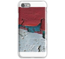 tri-color iPhone Case/Skin