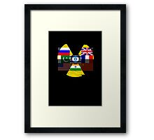 Nuclear Independence Framed Print