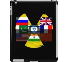 Nuclear Independence iPad Case/Skin