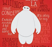 Hello, I'm Baymax by Dorothy Timmer