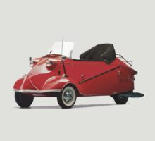 Messerschmitt KR200 by Red23UK