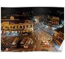 Vietnam - Baie d'Along Poster