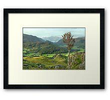 Borrowdale Framed Print