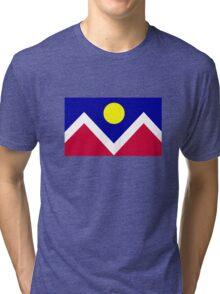Denver Colorado Tri-blend T-Shirt