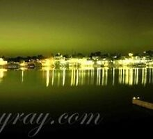 Pushkar Lake @ 200 degrees by kisholay