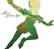 Peter Pan by KeriiLynne