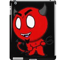 Halloweenies Devil iPad Case/Skin
