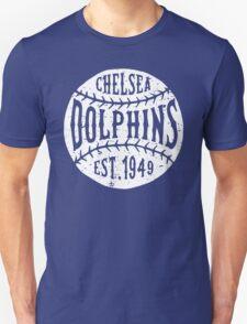 Vintage Chelsea Dolphins Est.1949 Baseball Unisex T-Shirt